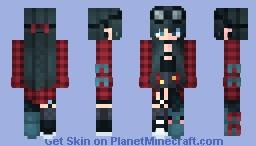 | Viva Happy Inventor | ~* Marma *~ Old skin re-do Minecraft Skin