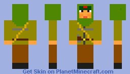 Nikolai Belinski (Call Of Duty) Minecraft Skin