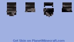Ninja Headband Minecraft Skin