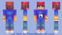 Nino!(Miraculous) Minecraft Skin