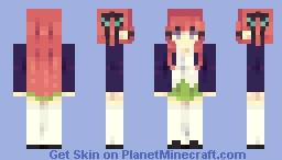 ɴɪɴᴏ. Minecraft Skin