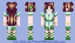 Forest Dancer - Request Minecraft Skin