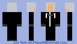 No.1 Xemnas Minecraft Skin