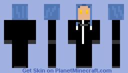 No.7 Saix Minecraft Skin