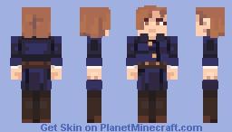 Nobara Kugisaki [Jujutsu Kaisen] Minecraft Skin