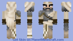 Noble Elder Minecraft Skin