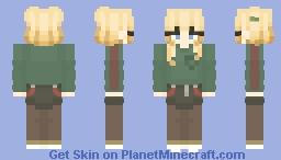 Nodoka Toyohama Minecraft Skin