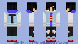 Skin Request for NoFlyZone (remake 5 years later) Minecraft Skin