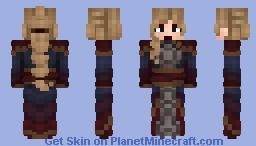 Medieval: Noire Minecraft Skin