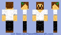 regular joe Minecraft Skin