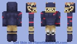 Nomu (U.S.J.) Minecraft Skin