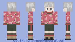 . ⋅ ˚̣- : ✧ :Forever Young: ✧ : -˚̣⋅ . Minecraft Skin