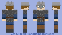 Nord Warrior Minecraft Skin