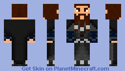 Nori (The Hobbit) Minecraft Skin