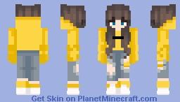 Ghostina_ CC Alive Minecraft Skin