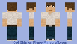 Normal guy: for skin request Minecraft Skin
