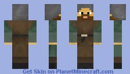 Stark Soldier Minecraft