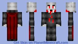 Nosferatu Minecraft Skin