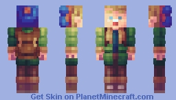 Kevin McCallister - Home Alone 2: Lost in New York Minecraft Skin