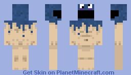 Evil Nova (battle damage nova) Minecraft Skin
