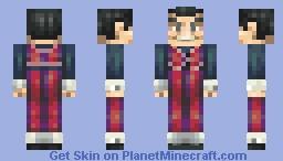 Robbie Rotten (We are Number one meme) Minecraft Skin