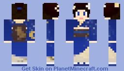 Egyptian pyramid kimono Minecraft Skin