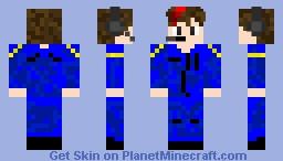 Star Trek Enterprise (NX Era) Minecraft Skin Minecraft Skin