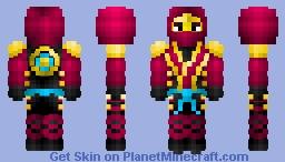 Nya Water Ninja Minecraft Skin