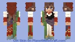 [LOTC] '𝓞 𝓼𝓸𝓵𝓮 𝓶𝓲𝓸! Minecraft Skin