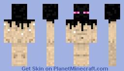 Mutant Endermen Minecraft Skin