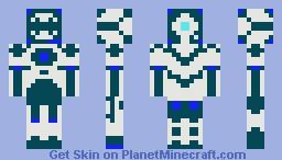 Oracle Trooper Minecraft Skin