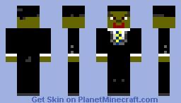 Obama Minecraft Skin