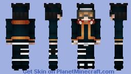 Obito Uchiwa Minecraft Skin