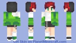 obstinate Minecraft Skin