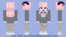 Backstabber ~ OC Minecraft Skin