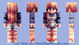 Ocean Minecraft Skin