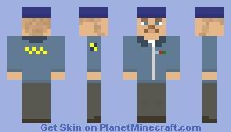 Odessa Cubbage Minecraft Skin
