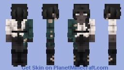 𝘰𝘥𝘺𝘴𝘴𝘦𝘺 ⋆ 𝘨𝘪𝘧𝘵 ⋆ 𝘧𝘳𝘱 Minecraft Skin
