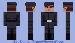 Sith Empire Officer | Creative Wars Minecraft Skin