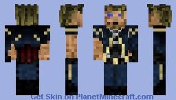 Officer Minecraft Skin