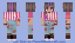 𝐸𝓁𝑒𝒶𝓃𝑜𝓇 - 𝙽𝚎𝚠 𝚙𝚎𝚛𝚜𝚘𝚗𝚊 Minecraft Skin