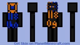 Figure 118 Minecraft Skin