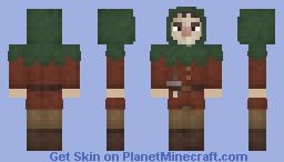 Mr. Sniffles Minecraft Skin