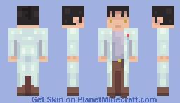 I am Mad Scientist! It's so cool! Minecraft Skin