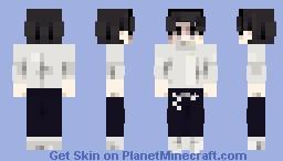 Jujutsu Kaisen | Yuuta Okkotsu (Re-shading) Minecraft Skin