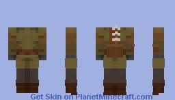 Haruspex Outfit - Pathologic Clasic HD Minecraft Skin