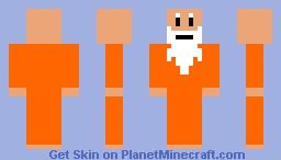 Old Man Legend Of Zelda Minecraft Skin