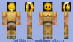 Classic Beesuma [FANMADE] Minecraft Skin