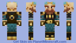 Skin Revisit (Dwarven Enginner)