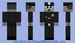 cop old fashion Minecraft Skin